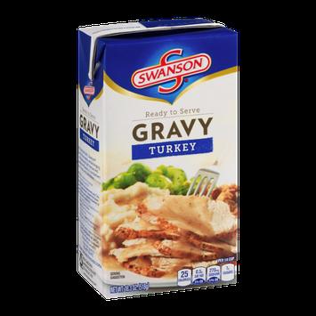 Campbell's Swanson Ready To Serve Gravy Turkey