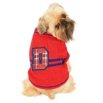 Fashion Pet Doggie University Dog Sweater
