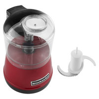 KitchenAid 3.5 Cup Food Chopper - Empire Red