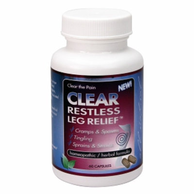 Clear Restless Leg Relief