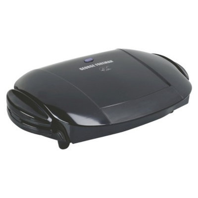 George Foreman 5-Serving Removable Plate Grill