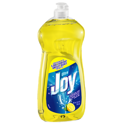 Joy Lemon Scent Dishwashing Liquid 30 Fl Oz