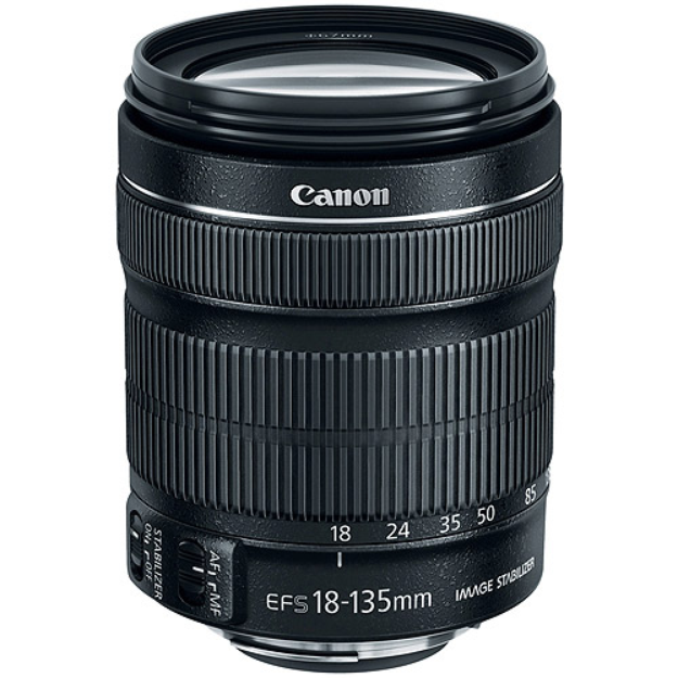 Canon EF-S 18-135mm f/3.5-5.6 IS STM Lens for Canon DSLR Camera -