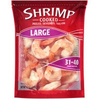 Walmart Large Cooked Shrimp, 12 oz