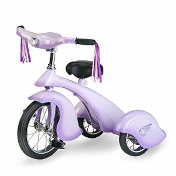 Morgan Cycle Retro Trike, Lavender, 1 ea