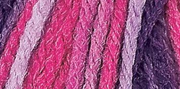 Coats: Yarn Red Heart Super Saver Yarn-Plum Pudding
