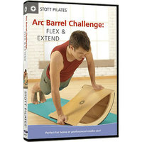 STOTT PILATES DVD - Arc Barrel Challenge: Flex & Extend