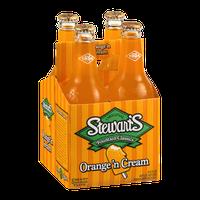 Stewart's Fountain Classics Orange'n Cream Soda