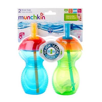 Munchkin Click Lock Straw Cups