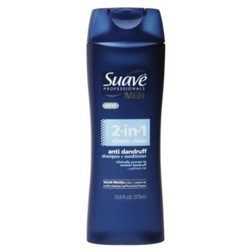 Suave® Professionals Men 2-in-1 Anti Dandruff Shampoo and Conditioner