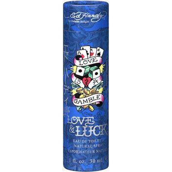 Ed Hardy Love & Luck 1.0 oz Eau de Toilette Spray for Men