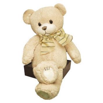 First & Main Murphy Teddy Bear Plush Toy - Light Brown (7