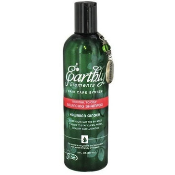 Conditioner-Hawaiian Ginger Normal to Oily Earthly Elements/Natural eSystems 12 oz Liquid