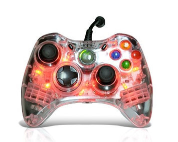 Performance Design Products PDP Afterglow AX.1 Controller for Xbox 360 - Red