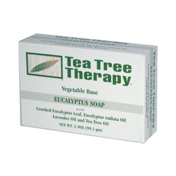 Tea Tree Therapy Tea Tree Vegetable Base Soap