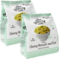 Augason Farms Instant Cheesy Broccoli and Rice, 11.29 oz