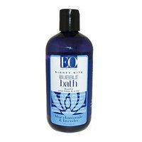 EO Products Bubble Bath Nitey Nite Blue Chamomile and Lavender 12 fl oz