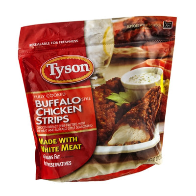 Tyson Chicken Strips Buffalo Style