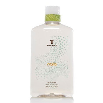 Thymes Body Wash, Naia, 9.25-Ounce Bottle