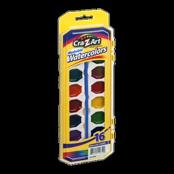 Cra-Z-Art Washable Watercolors Brilliant Colors