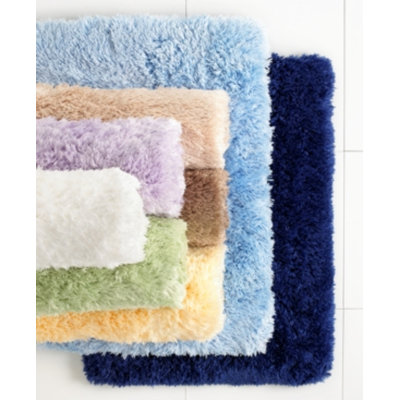 Martha Stewart Collection Bath Rugs, Bedford Memory Foam 20