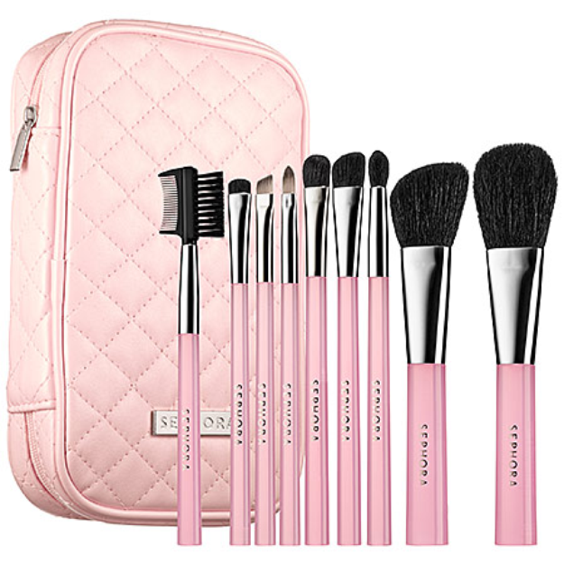 SEPHORA COLLECTION 'Perfect Pink' Brush Set
