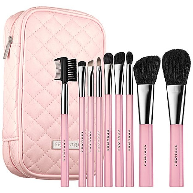 SEPHORA COLLECTION 'Perfect Pink' Brush Set Reviews | Find ...