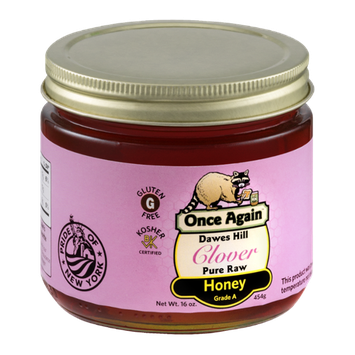 Once Again Honey Dawes Hill Clover Pure Honey