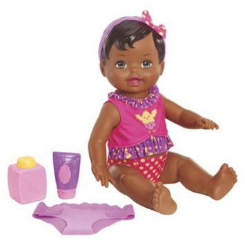 Little Mommy Diaper Duty African-American Doll