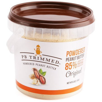 PB Trimmed Powdered Peanut Butter (Original, 6.5 Oz)