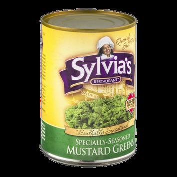 Sylvia's Restaurant Specially-Seasoned Mustard Greens