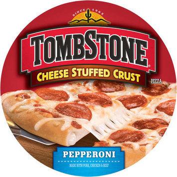 Tombstone Cheese Stuffed Crust Pepperoni Pizza, 27.34 oz