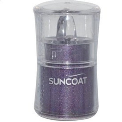 Suncoat Powder Mineral Eye Shadows (with brush) African Violet 0.3 oz.