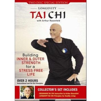 Dptv Media Arthur Rosenfeld: Longevity Tai Chi - Widescreen Special - DVD