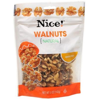 Nice! Natural Walnuts, 5 oz