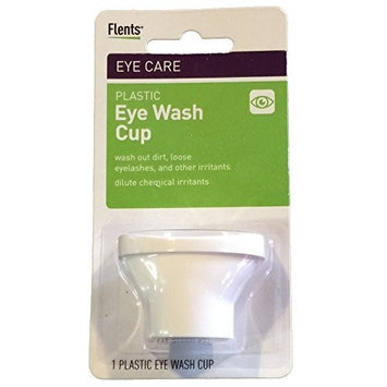 Flents Plastic Eye Wash Cup