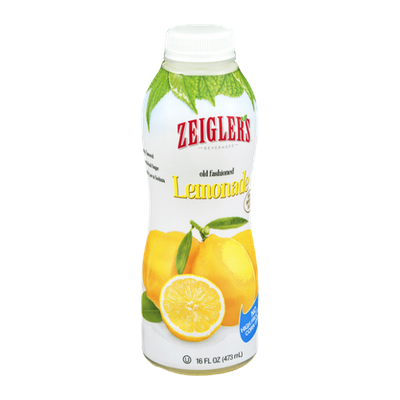 Zeigler's Old Fashioned Lemonade