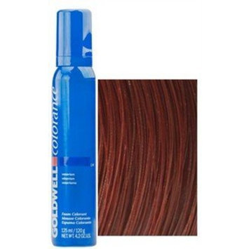 Goldwell Colorance Soft Color 6R Mahogany Brilliant 4 oz conditioning foam
