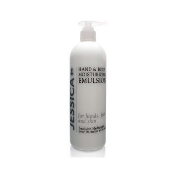 Jessica Hand & Body Moisturizing Emulsion 458ml/15.5oz