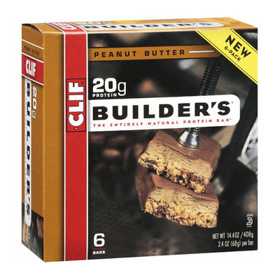 Builder's Peanut Butter Protein Bar