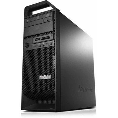 Lenovo ThinkStation S30 Workstation PC - Intel Xeon E5-1620V2 3.70GHz, 8GB DDR3 Memory, 1TB + 8GB SSHD, DVDRW, 3GB NVIDI