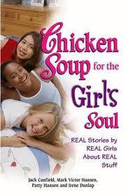 Chicken Soup for the Girl's Soul Book