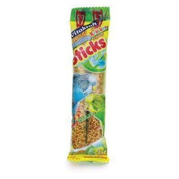 Vitakraft Parakeet Moulting Sticks and 2.11-Ounce Bag