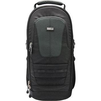 Think Tank Glass Limo, Long Lens and Camera Backpack, Black Nylon - With FREE Think Tank DSLR Batt