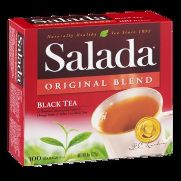 Salada Original Blend Black Tea - 100 CT