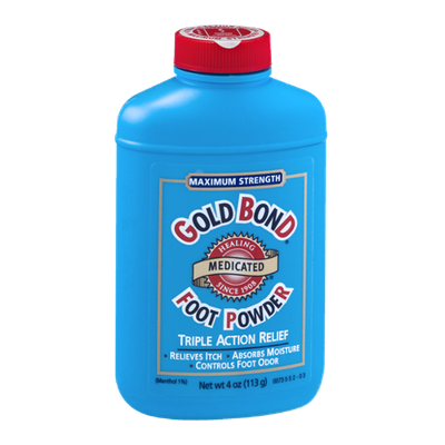 Gold Bond Medicated Foot Powder Maximum Strength