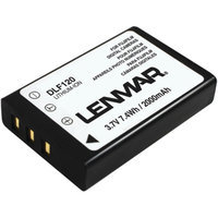 Lenmar DLF120 Replacement Battery for Fujifilm NP-120