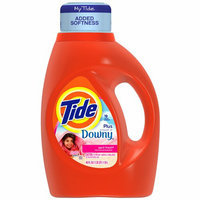 Tide Plus a Touch of Downy April Fresh Scent Liquid Laundry Detergent