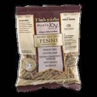 Tinkyada Pasta Joy Ready Brown Rice Pasta Penne with Rice Bran