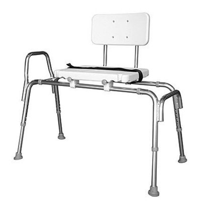 Eagle Health Supplies Snap N Save Sliding Transfer Bench - Eagle Sliding Transfer Bench - 6121161211